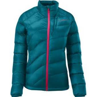 SALOMON - MINIM DOWN W Dark Bay BlueEsta chaqueta ultra ligera y aislante dispone del sistema de resistencia al viento de Climawind tafetta. Es ligera, calurosa y cómoda al empaquetar. Caracteristicas: - 1 bolsillo en el pecho - 2 bolsillos para las manos - Bolsa para la ropa Especificaciones: - Peso : 380 - COMPOSITION: FILLING: FEATHER 10%, DOWN 90% BODY: PA 100% Tecnologias: TEJIDOS: ClimaWIND- Down Eldeven 90/10 Fill Power 650 AJUSTE: ACTIVE FITP:V:P 220€Oferta 30% Dto: 154€Oferta  Avernotrail 40%: