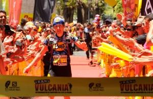 Nuria Picas llega segunda a la meta-Transvulcania13