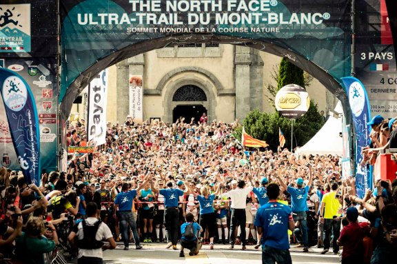 Photo: The North Face® Ultra-Trail du Mont-Blanc®