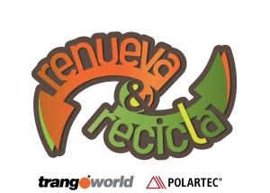 Logotipo RENUEVA y RECICLA