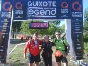 Quixote legend - Memphis madrid en meta etapa 1