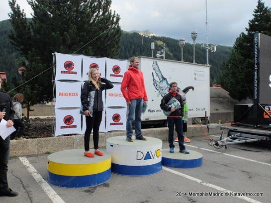 podio 21km swissirontrail