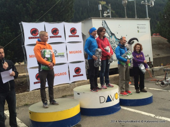 podio 41km swissirontrail