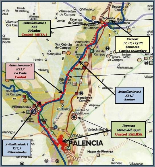 Plano-Canal-de-Castilla-Palencia-Fromista-con-Avituallamientos-y-controles-acabada-mnw6n